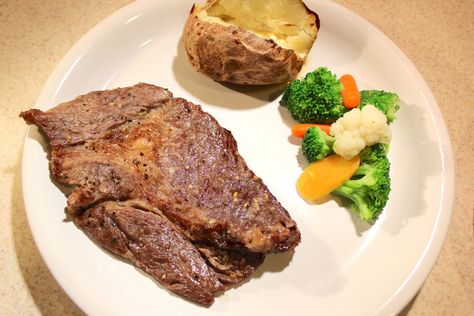 How to Cook Thin Chuck Steak