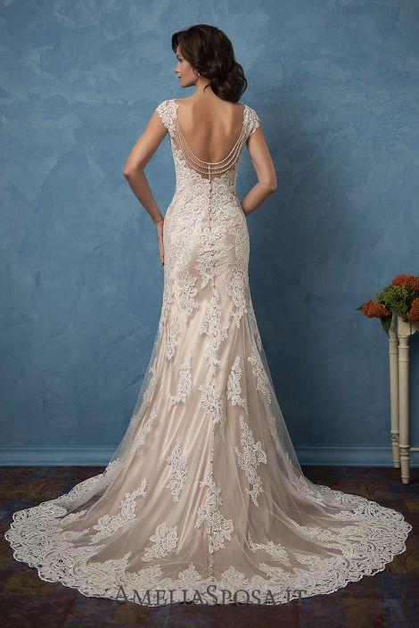 Denver - Wedding Dress By Rosetta Nicolini - Berketex Bride | Dress ...