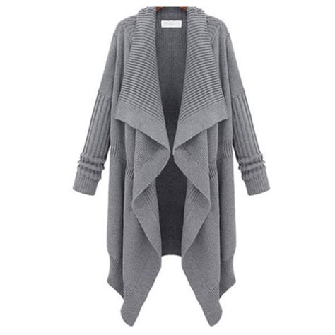 Get this sweater on @Wheretoget or see more #sweater #cardigan #leisure #lapel