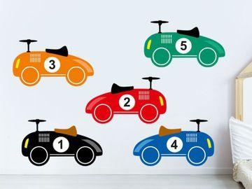 Naklejka Na Sciane Dla Dzieci Auta Hit 7467356063 Oficjalne Archiwum Allegro Character Mario Characters Etsy