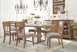 Ollesburg Dining Room Table Large Dining Room Table Dining