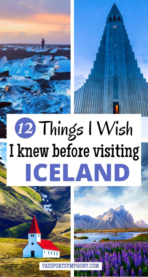 12 things to know before visiting Iceland