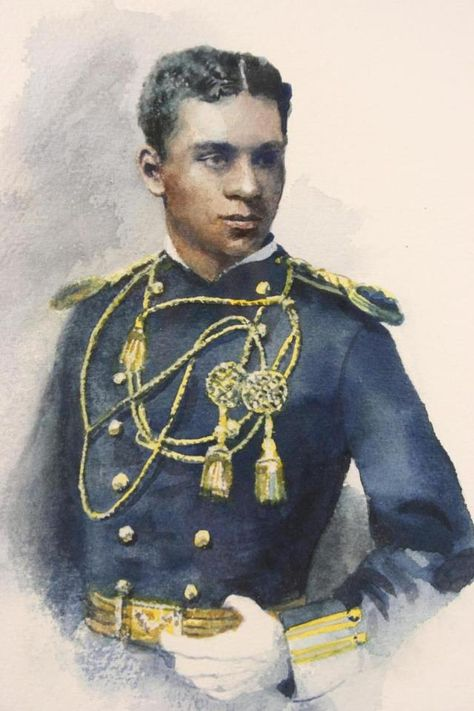Distinguished African American Soldiers: Lieutenant Henry Ossian Flipper was the first African American to graduate from the United States Military Academy at West Point.
