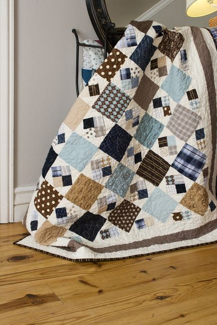 rhubarb marmalade: charm pack quilt 2019 rhubarb marmalade: charm pack quilt The post rhubarb marmalade: charm pack quilt 2019 appeared first on Quilt Decor. Flannel Quilts, Plaid Quilt, Scrappy Quilts, Easy Quilts, Shirt Quilts, Charm Pack Quilts, Charm Quilt, Quilt Baby, Charm Square Quilt
