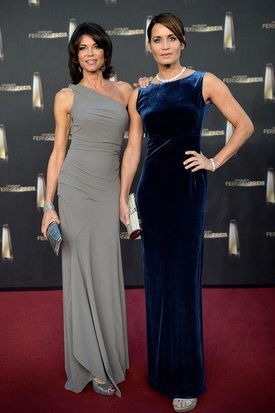 Gerit Kling Photos Photos Arrivals At Deutscher Fernsehpreis Dresses Fashion Formal Dresses