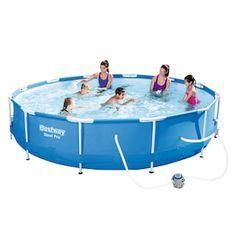 Bestway Steel Pro 12 X 30 In 2021 Pool Swimming Pool Kits Bestway