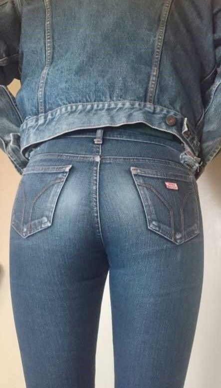 Jeans hinten reißverschluss sixty miss Jeans