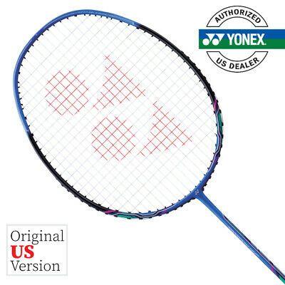 Advertisement Ebay Yonex Nanoray 10f 4ug4 4ug5 Blue Strung Badminton Racquet In 2020 Yonex Badminton Racket Racquets Badminton