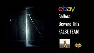 Ebay Sellers Beware This False Fear Youtube In 2020 Ebay Selling Tips Ebay Selling On Ebay