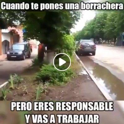 Borrachera Responsable Borrachera Frases De Borrachera Videos Graciosos