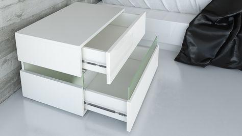 Top 5 Nachttisch Designs Schlafzimmer. die besten 25+ kopfteil ...