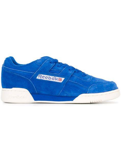 REEBOK Workout Plus Vintage sneakers. #reebok #shoes
