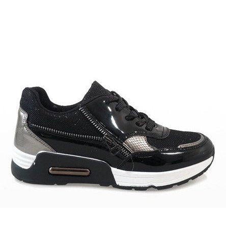 Czarne Buty Sportowe 7 Jf18a Sports Shoes Shoes Sports Footwear