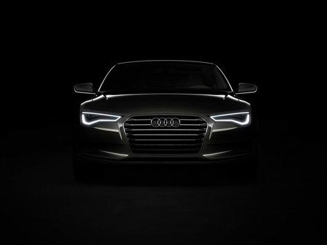 Audi Sportback Concept Black Car Wallpaper Black Audi Black Car