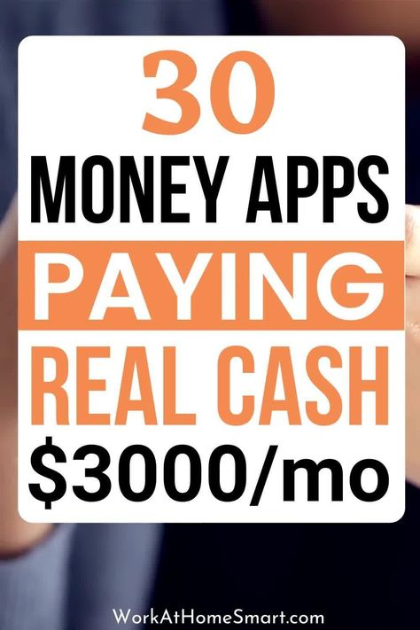 30 Awesome Money Making Apps | Android & iPhone