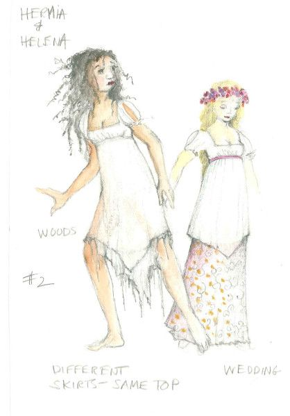 Dressing For Midsummer Midnight Summer Dream Midsummer Nights