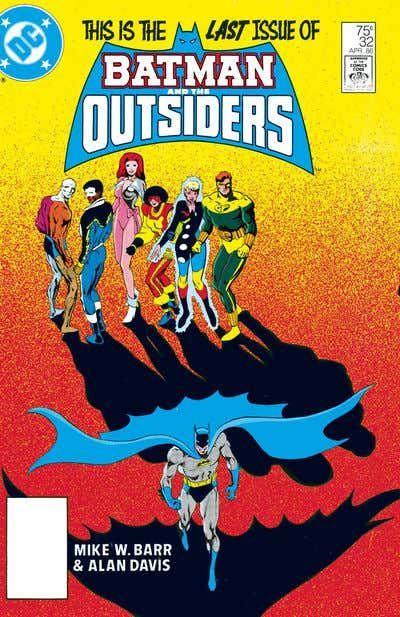 Batman And The Outsiders 1983 1987 Vol 3 Batman The Outsiders Pdf Books