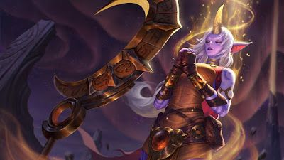 Soraka Wallpaper Lol Wild Rift League Of Legends Support League Of Legends Champions League Of Legends