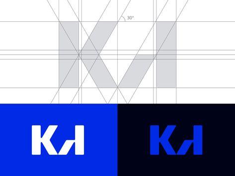 K A Monogram