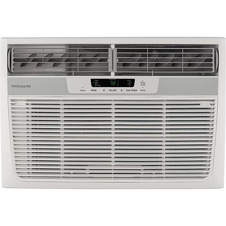 8 000 Btu 115v Compact Slide Out Chasis Air Conditioner Heat Pump With Remote C 7905189 Hsn In 2020 Room Air Conditioner Window Air Conditioner Frigidaire Air Conditioner