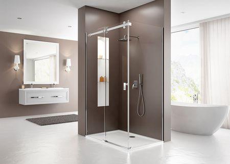Inspiration Walk In Dusche Badezimmer Und Freistehende Badewanne