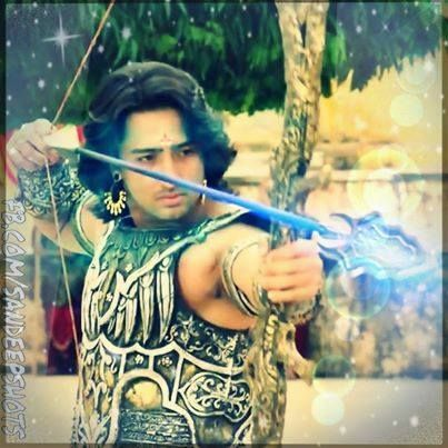 Abhimanyu Uttara The Epic Of Justice Characters 2 Pandavas The Mahabharata Shaheer Sheikh Lord Krishna Images