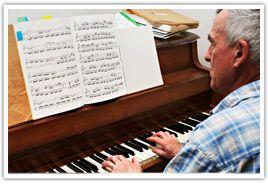Music, Art and Alzheimer's: Tips from the Alzheimer's Association #alzheimers #homecare #activities
