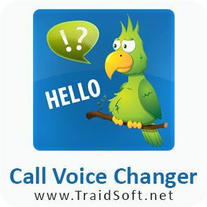 برنامج تغيير الصوت أثناء المكالمات للأندرويد وللأيفون Voice Changer ترايد سوفت English Language Character Language
