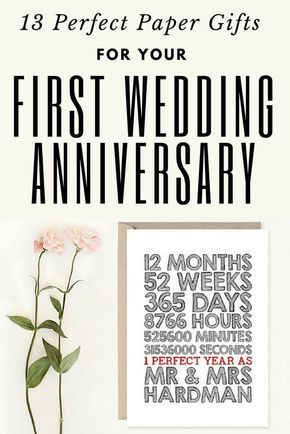15 Paper Gifts For Your First Wedding Anniversary Paper Wedding Anniversary Gift First Wedding Anniversary Gift 1st Anniversary Gifts For Him