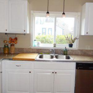 Ideas For Lighting Over Kitchen Sink Stylish Kitchen Kitchen