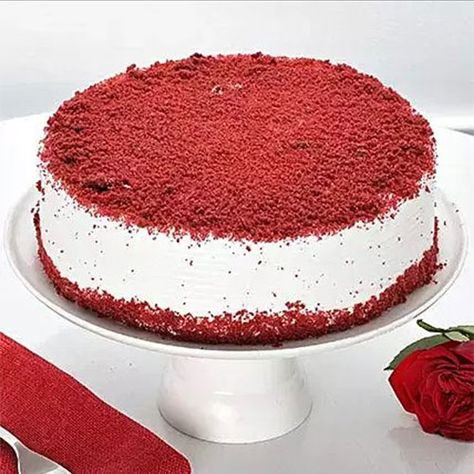 Swell Send Red Velvet Birthday Cake In Canada For Any Occasion Birthday Personalised Birthday Cards Xaembasilily Jamesorg