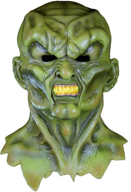 Realistic Scary Halloween Masks.The Haunted Goosebump In 2019 Trick Or Treat Studios Scary Mask