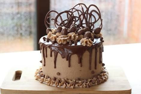 Image Result For Kit Kat Cakes Pinterest With Images Chocolate
