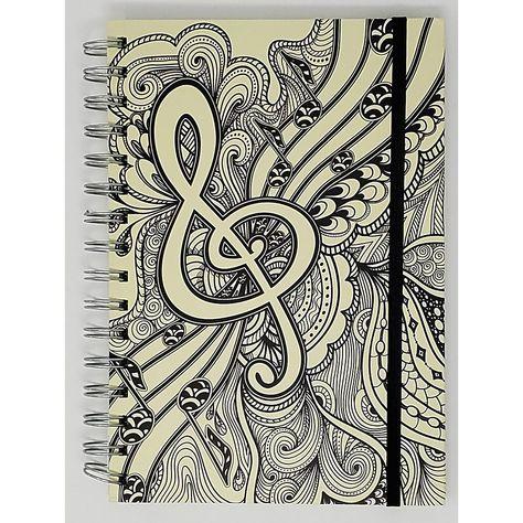 Music Doodle, Zen Doodle, Doodle Art, Music Notes Art, Art Music, Zentangle Drawings, Doodle Drawings, Zentangles, Doodle Patterns