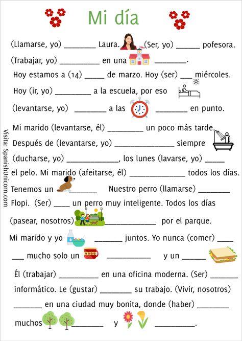How To Learn Spanish Classroom