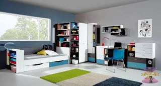 أحدث تصاميم غرف نوم شبابية 2021 غرف نوم شبابيه من ايكيا Kid Room Carpet Home Decor Furniture