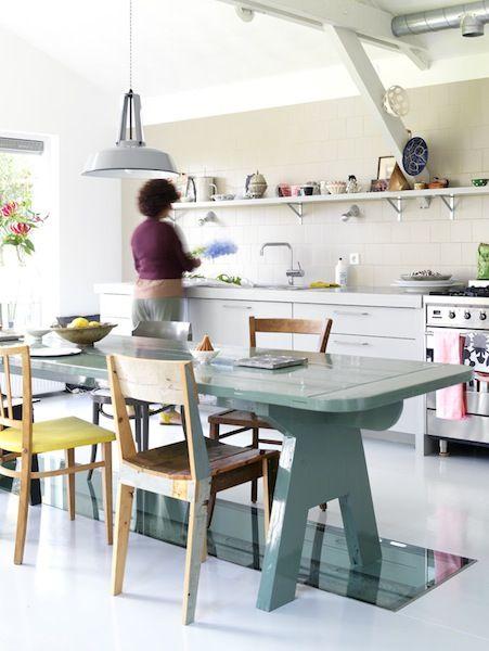 Die besten 17 Bilder zu ° TABLE ° auf Pinterest bemalte Stühle - ikea küche kaufen
