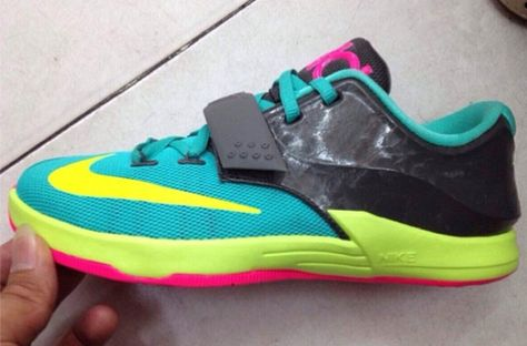 low priced 7f08f c2637 First Look  Nike KD 7