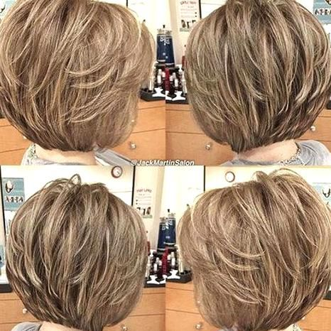 New Ideas Short Haircuts For Thick Hair Stacked Haircuts Stacked Bob Haircut Thick Hair Styles