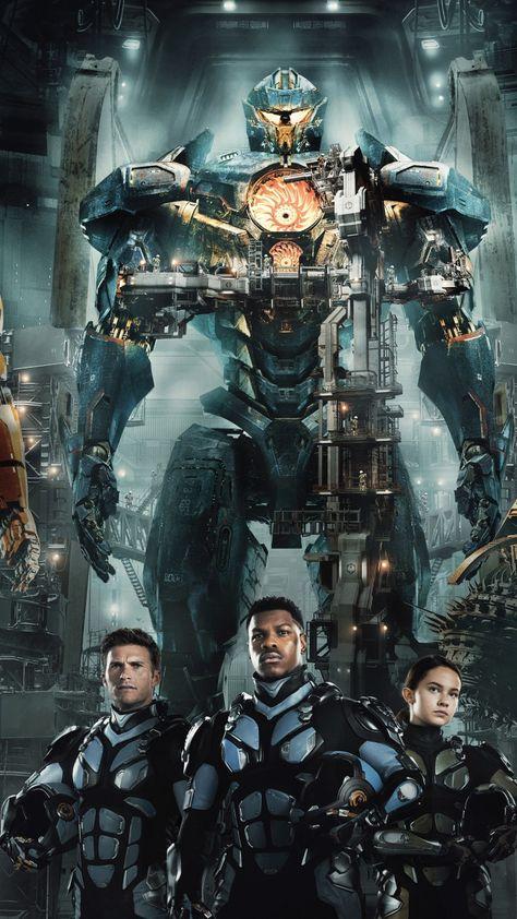 Movie, Pacific Rim Uprising, saber athena, gipsy avenger, bracer phoenix, 720x1280 wallpaper