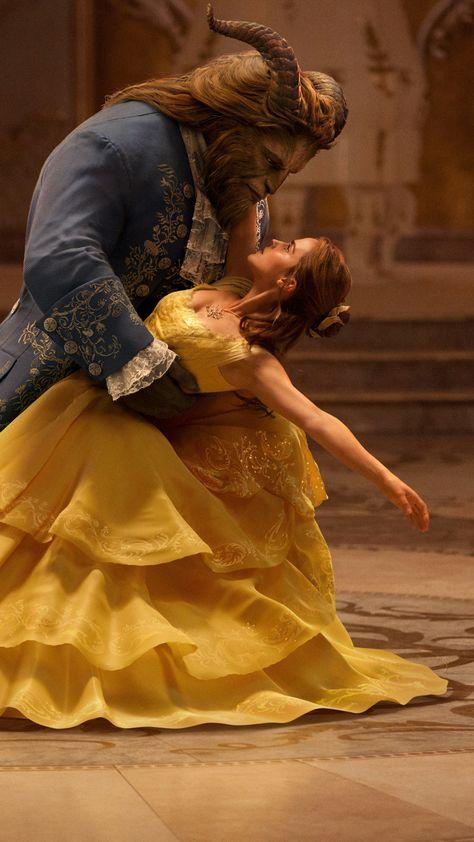 Emma Watson And Dan Stevens Dancing In Beauty Beast Wallpapers   hdqwalls.com