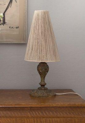 Noorist Punutud Lambikuppel Table Lamp Lamp Home Decor