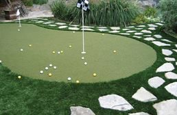 Putting Green Turf Rolls With Images Backyard Putting Green Artificial Grass Backyard Green Backyard