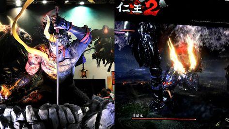 アクションゲームの本来の楽しさが詰まった戦国死にゲー「仁王2」の世界初試遊で落命しまくってきた