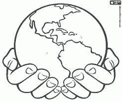 Image Result For Planeta Terra Desenho Para Colorir Terra