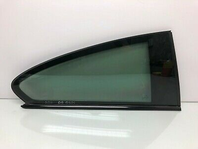 04 10 Bmw E63 6 Series Rear Right Passenger Side Quarter Window Glass Oem Bmw 650i Bmw Volvo 240
