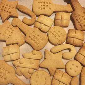 なし クッキー バター 卵・バターなし☆サクサククッキー レシピ・作り方