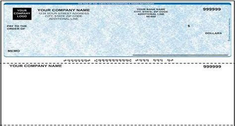 Laser Deposit Tickets item Number 80200 Our deposit tickets meet or