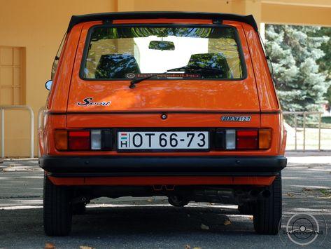 Fiat 127 Sport 70hp Con Imagenes Autos