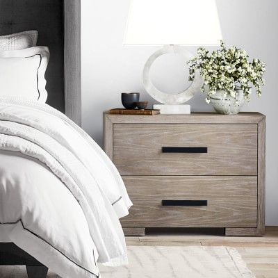 Madison 2 Drawer Nightstand In 2020 Bedroom Night Stands